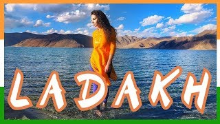 INDIA TRAVEL: LADAKH BEST ROAD TRIP IN SUMMER | TRAVEL VLOG IV