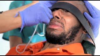 Yasiin Bey (aka Mos Def) force fed under standard Guantánamo Bay procedure