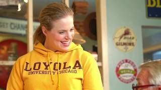 Totally Megan 206- Loyola Sweatshirt