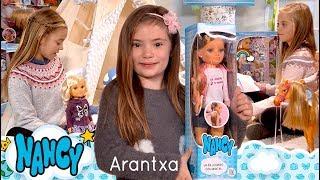 😍 ¡Los juguetes de ARANTXA visita el canal Nancy!+Entrevista+🎁 Regalo Sorpresa+Colección de Nancys