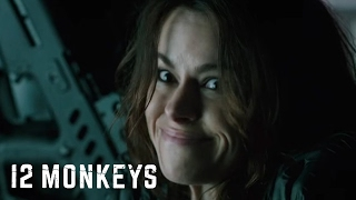 12 MONKEYS | Jennifer Goines: If These Snorts Could Talk | SYFY