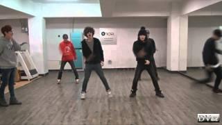 Teen Top - Crazy (dance practice) DVhd