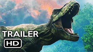 Jurassic World 2: Fallen Kingdom Official Trailer #1 (2018) Chris Pratt Action Adventure Movie HD