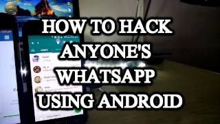 HOW TO HACK YOUR GF/FRIEND'S WHATSAPP ACCOUNT [Latest Trick revealed]