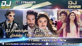 Shaandaar | Gulabo | DJ Freestyler | The Gulab Mashup | Shahid Kapoor & Alia Bhatt