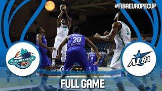 Pau-Lacq-Orthez (FRA) v Alba Fehérvár (HUN) - Full Game - FIBA Europe Cup 2016/17