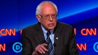 Sanders: White people don't know life in a ghetto
