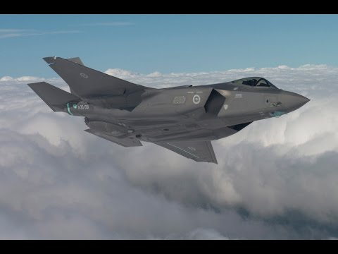 First flight for Australia's F-35A Joint Strike Fighter