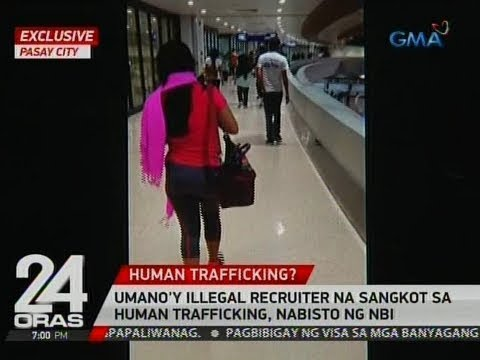 Xxx Mp4 24 Oras Umano Y Illegal Recruiter Na Sangkot Sa Human Trafficking Nabisto Ng NBI 3gp Sex