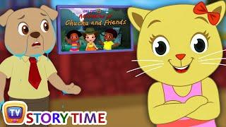 Kittens Vs Dogs Movie Prank | Cutians Cartoon Comedy Show For Kids | ChuChu TV