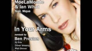 Moelamonde & Ian What feat. Mque - In Your Arms (Original Mix)