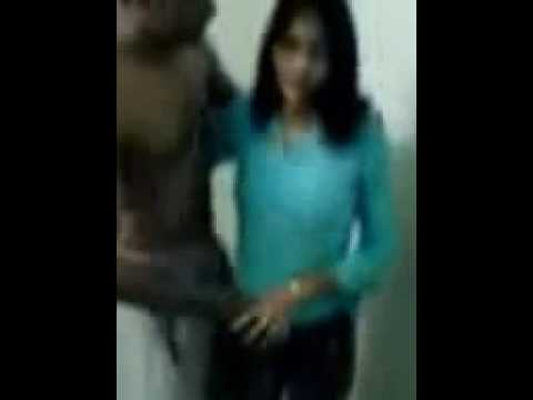 First kissing scene of Bengali teenage girl in a private hotel !!!! With boobs press!!!!