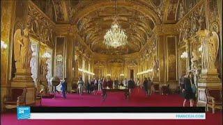 """فرنسا: أول هزيمة انتخابية لحركة """"الجمهورية إلى الأمام"""" في انتخابات مجلس الشيوخ"""