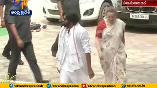 Pawan Kalyan Rents A House in Vijayawada