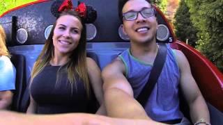 Disneyland BF and GF!