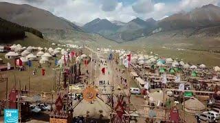 كازاخستان تحتضن مهرجان الألعاب العالمية للشعوب الرحل