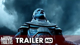 X-Men: Apocalypse Official Trailer #1 - Michael Fassbender, Jennifer Lawrence [HD]