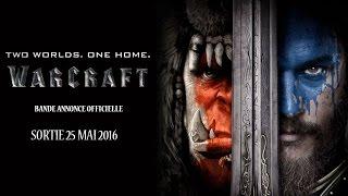 WARCRAFT Bande Annonce officielle VF (Film - 2016)