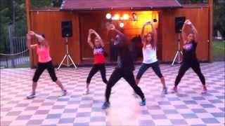 Daddy Yankee ft. J Alvarez - El Amante - choreography by Kelly Roberts