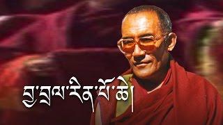 The Disappearance of Jadrel Rinpoche བྱ་བྲལ་རིན་པོ་ཆེའི་གནས་སྟངས་དང་མཛད་རྗེས།