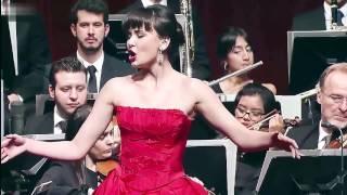 Aida Garifullina アイーダ・ガリフッリーナ - Quando me'n vo