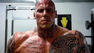 Martyn Ford Training for Movie Boyka: Undisputed 4 – Fitness Volt