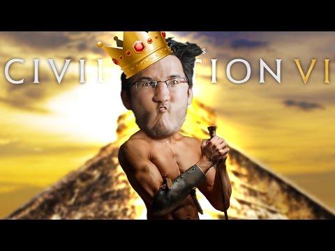STARTING WITH A BIG STICK | Civilization 6 - Part 1