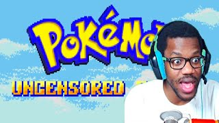 """IM MASTURBATING""!? Pokemon Uncensored Edition"