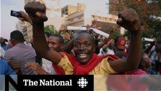 Mugabe resigns, Zimbabweans celebrate