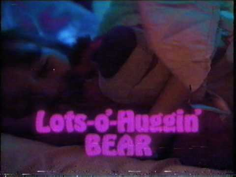 Lots o Huggin Bear Commercial circa 1983