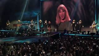 Taylor Swift New Romantics Super Saturday Night