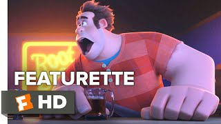Ralph Breaks the Internet Exclusive Featurette - Into the Internet (2018) | Movieclips Coming Soon