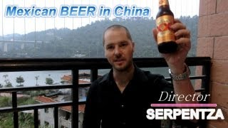 Mexican BEER in China