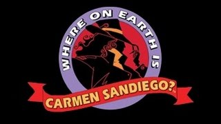 Where on Earth Is Carmen Sandiego? S1Ep10- The Play's The Thing