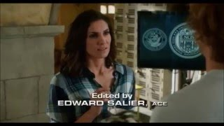 NCIS: Los Angeles 7x19 Densi Scenes - Married, or Having A Baby?