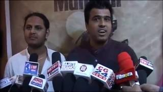 arsh mohammed interview zindagi mumbai  press conference javed ali ,arsh mohammed ,shabab sabri