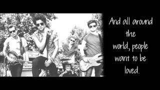 The Vamps - All around the world mash up cover (Lyrics)