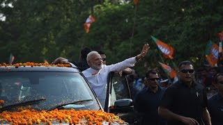 Exclusive video: PM Modi given a grand welcome in Odisha!