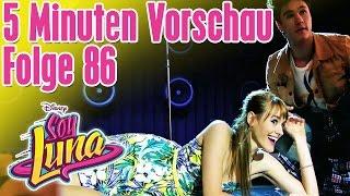 5 Minuten Vorschau - SOY LUNA Folge 86 || Disney Channel