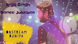 Arijit Singh Dance Mashup || Ultimate Party hits 2016 || Audio Jukebox || Onstream Arijit