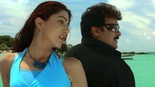 Jai Chiranjeeva Movie || Thumsup Thunder  Video Song || Chiranjeevi, Bhumika Chawla Hd 1080p