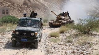 الجيش اليمني يراقب إنسحاب الحوثيين من شمال البلاد  - أخبار الآن