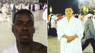 أشهر لاعبي كرة القدم المسلمون الذين أدوا مناسك العمرة
