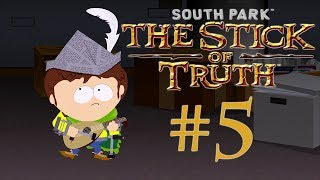 South Park The Stick of Truth - Part 5 | IT