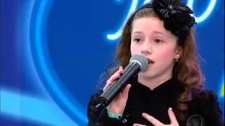 Idolos Kids - Ana Catarina - Amar não é Pecado (03-10-2012)