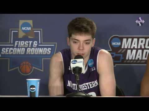 Men s Basketball Gonzaga Postgame Press Conference 3 18 17