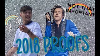 Larry theories and proofs May-June 2018