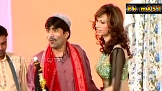 Best of Deedar and Sajan Abbas Stage Drama Full Comedy Clip