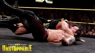 WWE Network Sneak Peek: Rhyno vs. Baron Corbin highlight: NXT TakeOver: Unstoppable