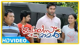 Poilce Maman Malayalam Movie | New Malayalam Movie | Friends try to Dispose Dead Body | HD